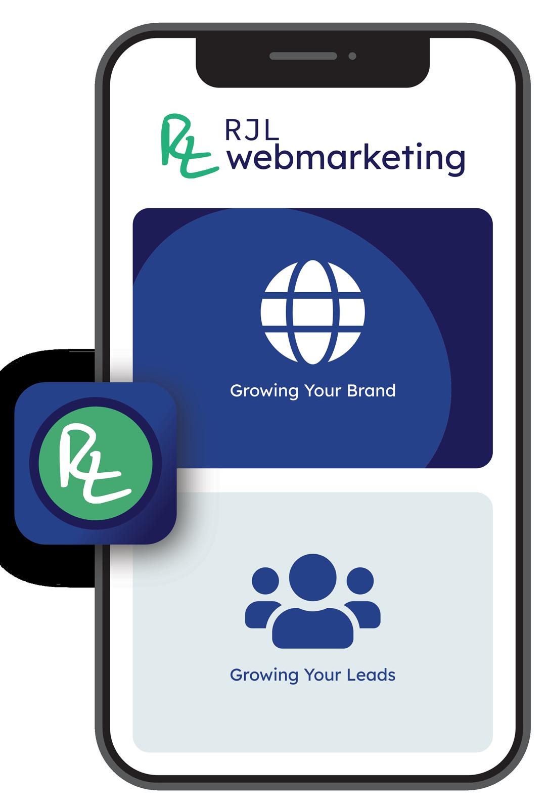 rjl web marketing websites business marketing consultant phone